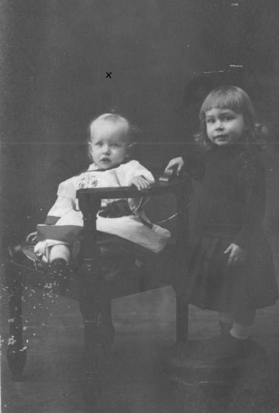 mom & sister-irmgard