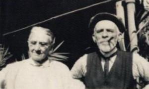 Elizabeth Anne Mary and Walter Edward Alexander Skinner 1920s